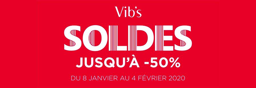 SOLDES VIBS 2020