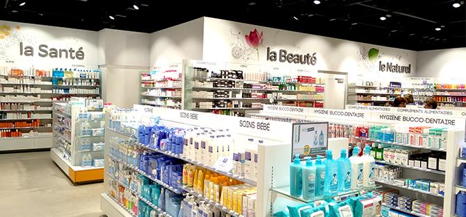 Boutique PARAPHARMACIE E.LECLERC