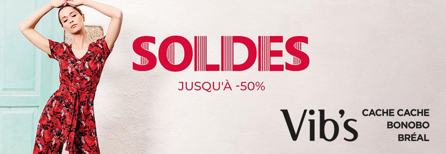 SLIDE - Soldes VIB