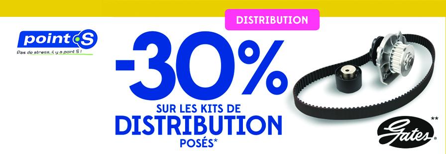 POINT S Chemillé kit distribution