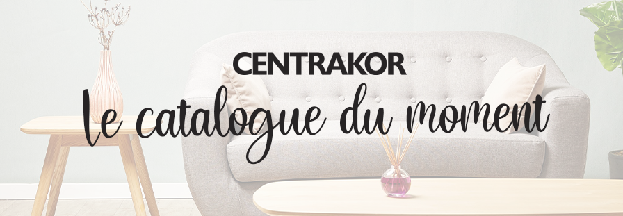 CENTRAKOR : Le catalogue du moment