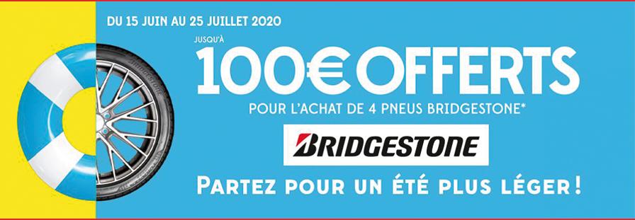 POINT S : JUSQU'A 100€ OFFERTS
