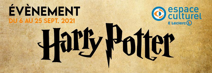 E.LECLERC : Concours de déguisement Harry Potter
